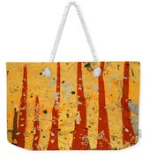 The Fire Weekender Tote Bag