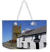 The First And Last Inn In England Weekender Tote Bag