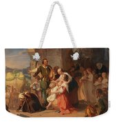 The First Harvest After The Thirty Years' War Weekender Tote Bag