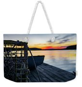 The Fisherman's Life Weekender Tote Bag