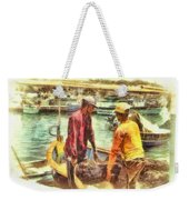 The Fishermen Weekender Tote Bag
