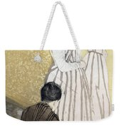 The Fitting Weekender Tote Bag