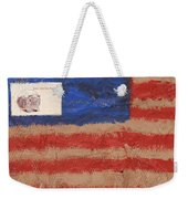 The Flag Weekender Tote Bag