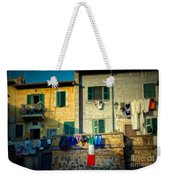 The Flag Needed Washing Weekender Tote Bag