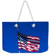 The Flag Of Usa  Weekender Tote Bag
