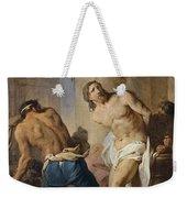 The Flagellation Of Christ Weekender Tote Bag