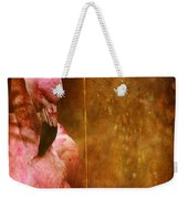The Flamingo Weekender Tote Bag