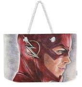 The Flash / Grant Gustin Weekender Tote Bag