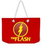 The Flash Logo Weekender Tote Bag
