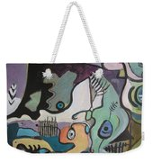 the Flat Rock Weekender Tote Bag