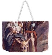 The Flight Into The Egypt Weekender Tote Bag