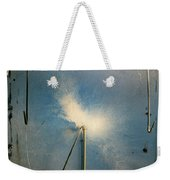 The Flight Of The White Dove Weekender Tote Bag