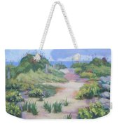 The Flip-flop Path To Paradise Weekender Tote Bag