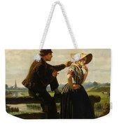 The Flirtation Weekender Tote Bag