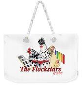 The Flockstars Weekender Tote Bag by Sarah Rosedahl