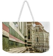 The Florence Cathedral Weekender Tote Bag