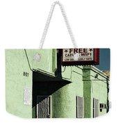 The Flores Motel Weekender Tote Bag