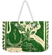 The Florist Weekender Tote Bag