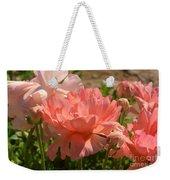 The Flower Field Season Weekender Tote Bag