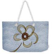 The Flower Weekender Tote Bag