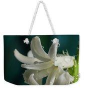 The Flower Of Dews 2 Weekender Tote Bag