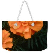 The Flower Series Weekender Tote Bag