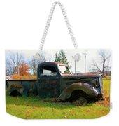 The Flower Truck Weekender Tote Bag