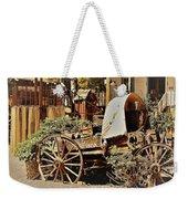 The Flowering Wagon Weekender Tote Bag