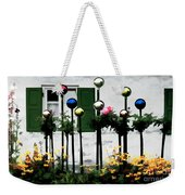 The Flowers And The Balls Weekender Tote Bag