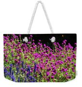 The Flowers And The Bees Weekender Tote Bag