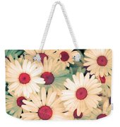 The Flowers At 5 Am Weekender Tote Bag