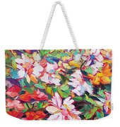 The Flowers Bloom Weekender Tote Bag