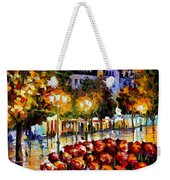 The Flowers Of Luxembourg Weekender Tote Bag