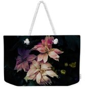 The Flowers Of Romance. Weekender Tote Bag