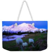 The Flowers Of Sunrise  Weekender Tote Bag
