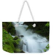 The Flowing Brook Weekender Tote Bag
