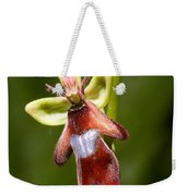 The Fly Orchid Weekender Tote Bag