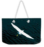 The Flying Egret Weekender Tote Bag
