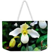The Flying Orchid Weekender Tote Bag