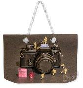 The Focus On Film Corporation Weekender Tote Bag