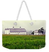 The Fog Has Lifted Weekender Tote Bag