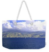 The Fog Lifts Weekender Tote Bag