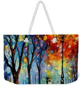 The Fog Of Dreams Weekender Tote Bag