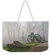 The Fog Of War. Weekender Tote Bag