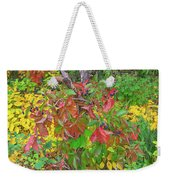 The Foliage That Seems To Be Almost Sentient  Weekender Tote Bag