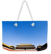The Forbidden City Weekender Tote Bag
