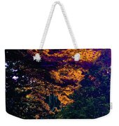 The Forest At Dusk Weekender Tote Bag