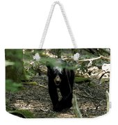 The Forest Bear Weekender Tote Bag