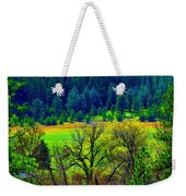 The Forest Echoes With Laughter 2 Weekender Tote Bag