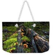 The Forest Floor Weekender Tote Bag